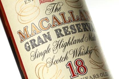 Macallan Gran Reserva