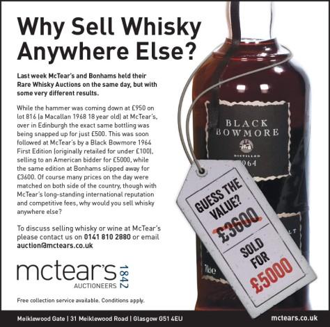 McTears Ad