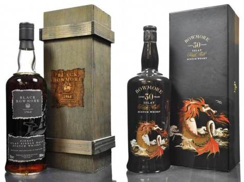 Bowmore rarities see demand increase