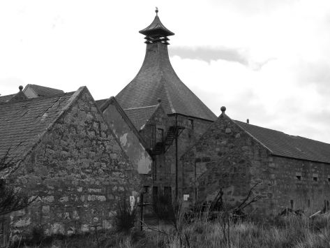 Brora distillery - Gone but by no means forgotten.