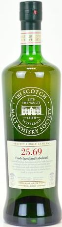 Rosebank SMWS 25.69. Just 35 Bottles Released