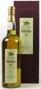 25.6% loss for the 2014 Brora Special Release