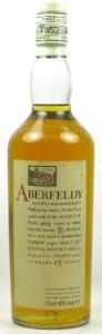 Pre Flora & Fauna Aberfeldy yields 53.6% loss