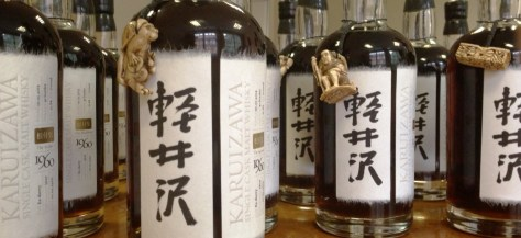 Demand shows no sign of slowing for heavily sought after bottles of Karuizawa