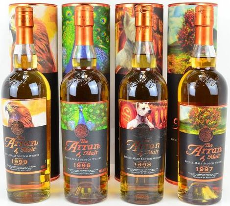 Arran's Icons become the iconic Arran collectors set
