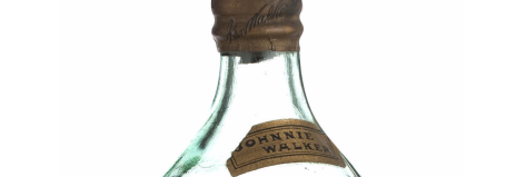 Early 20th century Johnnie Walker. A true piece of Scotch history