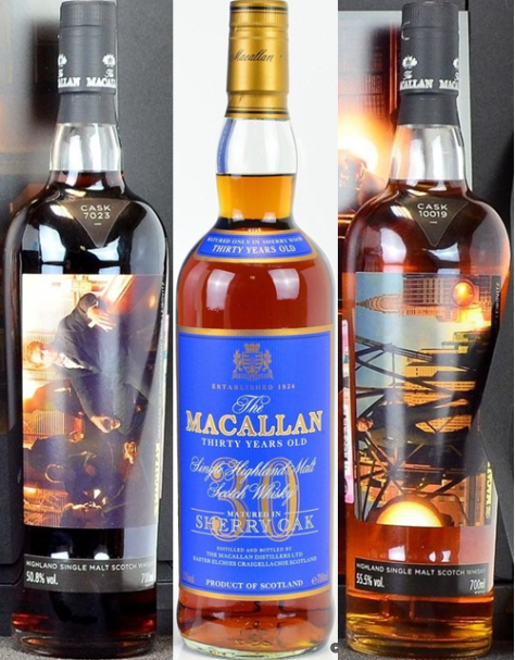 A Macallan rose between two thorns... from a collectors perspective