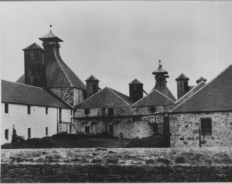 Port Ellen's former Glory. Diageo Archives image