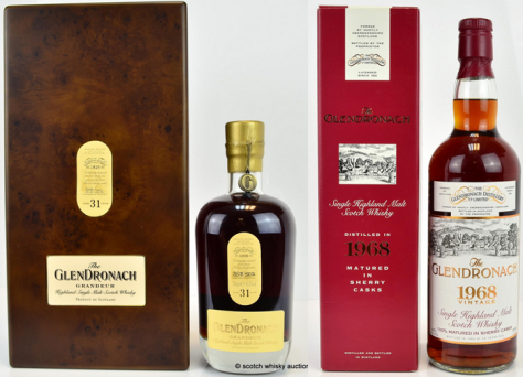 Exceptional performance from sherry masters Glendronach