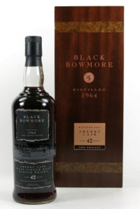 Black Bowmore 42 yo 4th Release