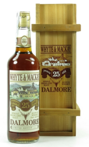 Dalmore 1960 25 yr old